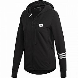 adidas DESIGNED TO MOVE MOTION FULLZIP HOODIE  L - Dámska mikina