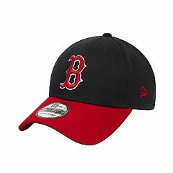 New Era 3930 MLBLEAGUE ESSENTIAL BOSTON RED SOX čierna M/L - Pánska šiltovka