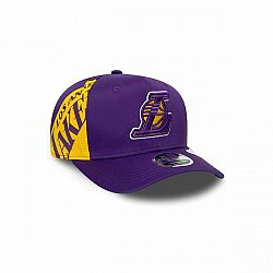 New Era 9FIFTY LOS ANGELES LAKERS fialová S/M - Unisex šiltovka