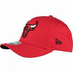 New Era 9FIFTY STRETCH SNAP CHICAGO BULLS červená S/M - Klubová šiltovka