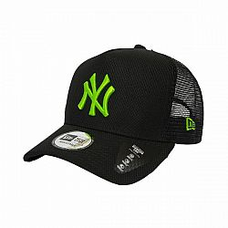 New Era 9FORTY AF TRUCKER MLB DIAMOND ERA NEW YORK YANKEES čierna UNI - Pánska šiltovka