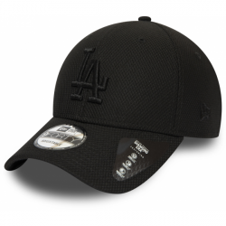 New Era 9FORTY DIAMOND ERA LOS ANGELES DODGERES čierna UNI - Pánska šiltovka