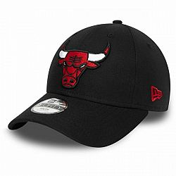 New Era 9FORTY NBA CHAMBRAY LEAGUE KIDS  CHICAGO BULLS čierna YOUTH - Detská klubová šiltovka