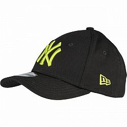 New Era KIDS LEAGUE ESSENTIAL 9FORTY NEW YORK YANKEES čierna  - Detská šiltovka