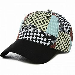 Vans WM COURT SIDE PRINTED HAT BEAUTY FLORAL  UNI - Dámska šiltovka